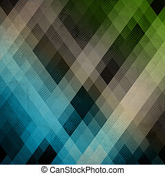 Graphic Design or Vintage Poster Background - Graphic Design...