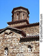 Sveti Naum Monastery from Republic of Macedonia