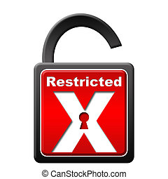 Restricted Lock Unlocked