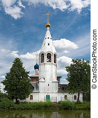 Rural church - Rural Church of Yaroslavl, Russia Outdoors...