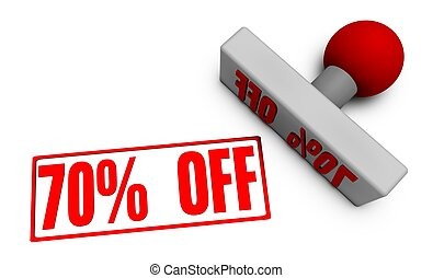 70% Off Discount or Sale on Offer For Sale