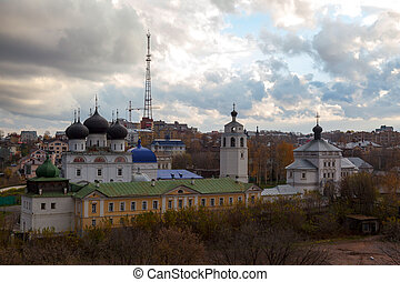 Uspensky Trifonov monastery - Uspensky Assumptiom Trifonov...