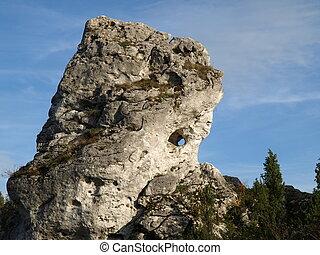 pedra calcária, Erosão