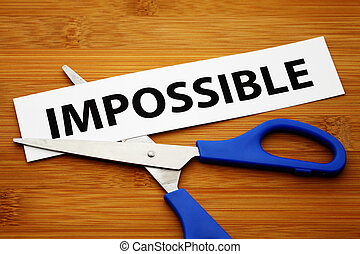 Impossible becomes possible