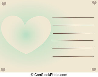 Love - letter
