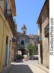 Street in Havanna