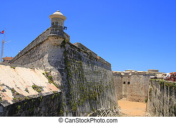 The Castillo de los Tres Reyes del Morro is a fortress in...