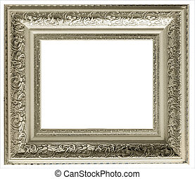 art picture frame silver - art picture frame vintage empty...