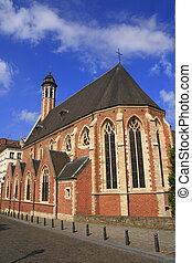 Magdalene Chapel in Brussels