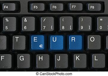 Keyboard EUR - Makro Desktop Keyboard EURO