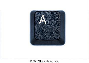 A Key Button - A Keyboard Button Macro