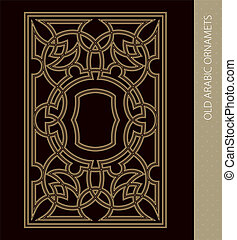 Islamic background.Vector illustration.