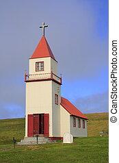 Church in Grimsey