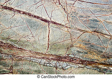 Granite slab - Colorful granite slab - closeup background...