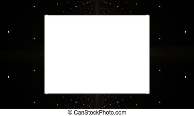 White screen ambient points - White screen transition on...
