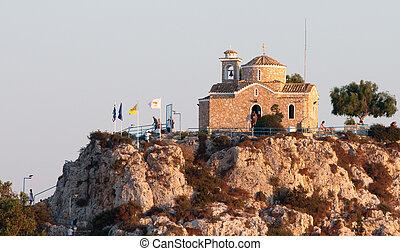 Ayios Nikolaos church, Protaras - Famous Ayios Nikolaos...