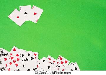 Gambling background