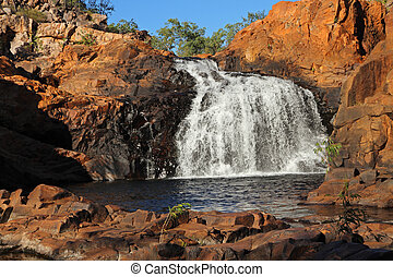 Waterfall - Kakadu National Park