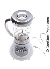 blender - object on white - kitchen utensil blender