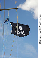 Flag of Pirates, Copenhagen