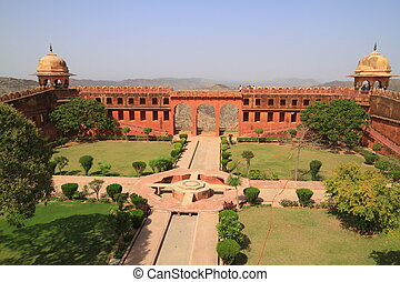 The Jaigarh Fort near Jaipur is one of the most spectacular...