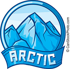 arctic design (arctic label)