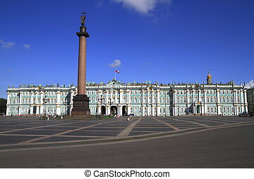 The State Hermitage Museum in St. Petersburg today is one of...