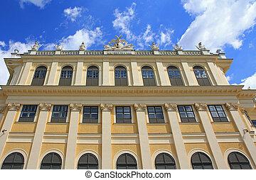 Schloss Schoenbrunn Palace, A UNESCO World Cultural Heritage...