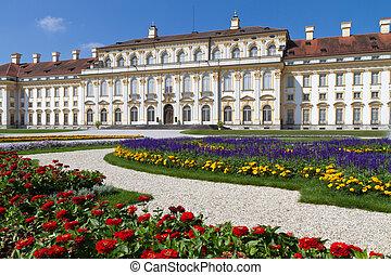 bdquo;Schleissheimldquo; Castle near Munich, Germany -...