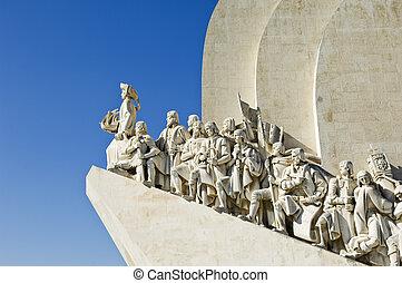 Padrao dos Descobrimentos, Lisbon, Portugal - Padrao dos...