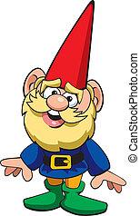 gnome - Llawn gnome