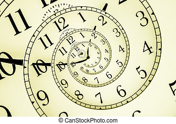 hipnótico, reloj