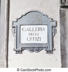 Galleria degli Uffizi - Sightseeing close to the main...