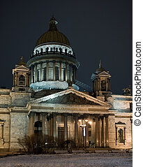 Saint-petersburg - saint-petersburg sity. Old hermetage....