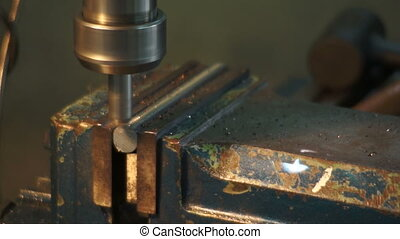 Vertical milling machine face steel - Vertical milling...