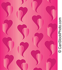 pattern_hearts_wrapper.eps - The seamless pattern with...