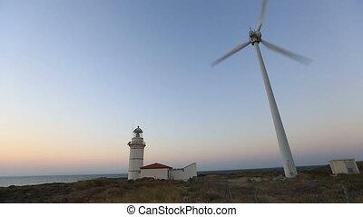 wind turbine 22
