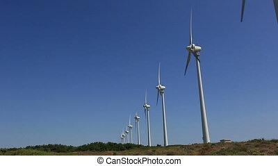 wind turbine 17 - wind turbines generating clean power