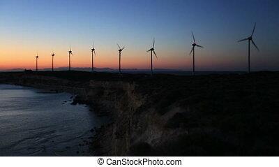 wind turbine 10