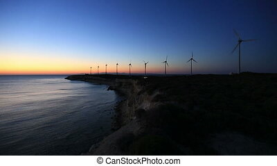 wind turbine 9