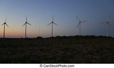 wind turbine 6