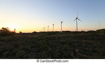 wind turbine 51 - wind turbines generating clean power at...