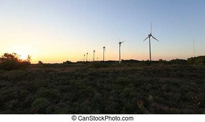 wind turbine 51 - wind turbines generating clean power at...