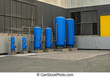 Tanks - Industrial storage tanks for liquids, gases and bulk...