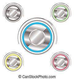 variation power buttons
