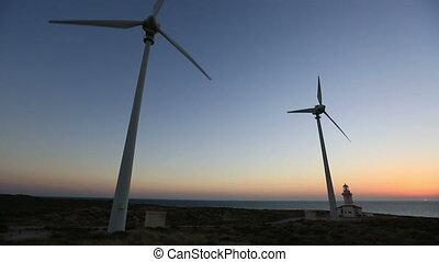 wind turbine 35