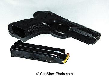 9 Mm, arma de fuego, Munición