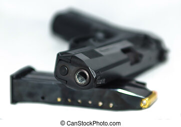 9mm gun and ammo - 9mm nine millimeter handgun pistol and...