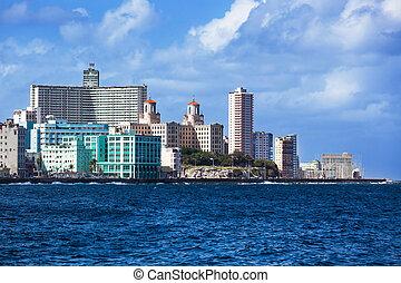 sunny day in Havana - a beautiful sunny day in Havana