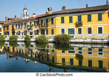 Gaggiano (Milan) - Gaggiano (Milan, Lombardy, Italy) - Old...